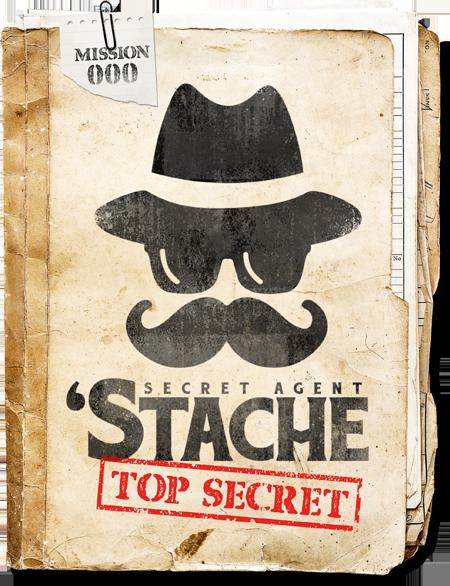 buy secret agent stache nft pack